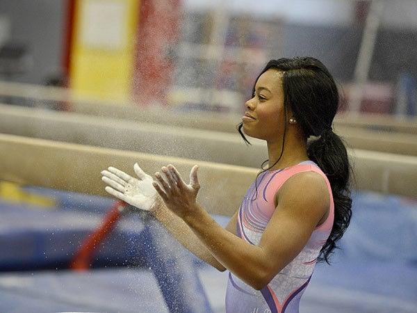 'Douglas Family Gold' show follows gymnast Gabby Douglas' family as she looks toward Rio Olympics