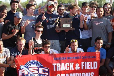 UT Tyler wins ASC track championship
