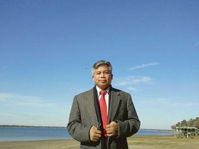 Filipino-American Edwin Santos: Community pillar, Tylerite and true friend