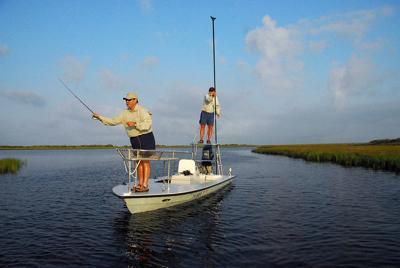 Rockport area program has fishermen respecting each other