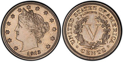 Rare 1913 nickel fetches over $3.1M at auction