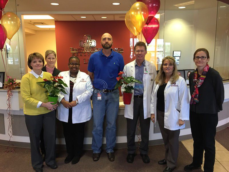 Trinity Clinic Lindale celebrates 10 years