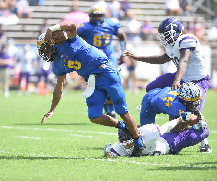 Alvarado's defense steps up against Jacksonville