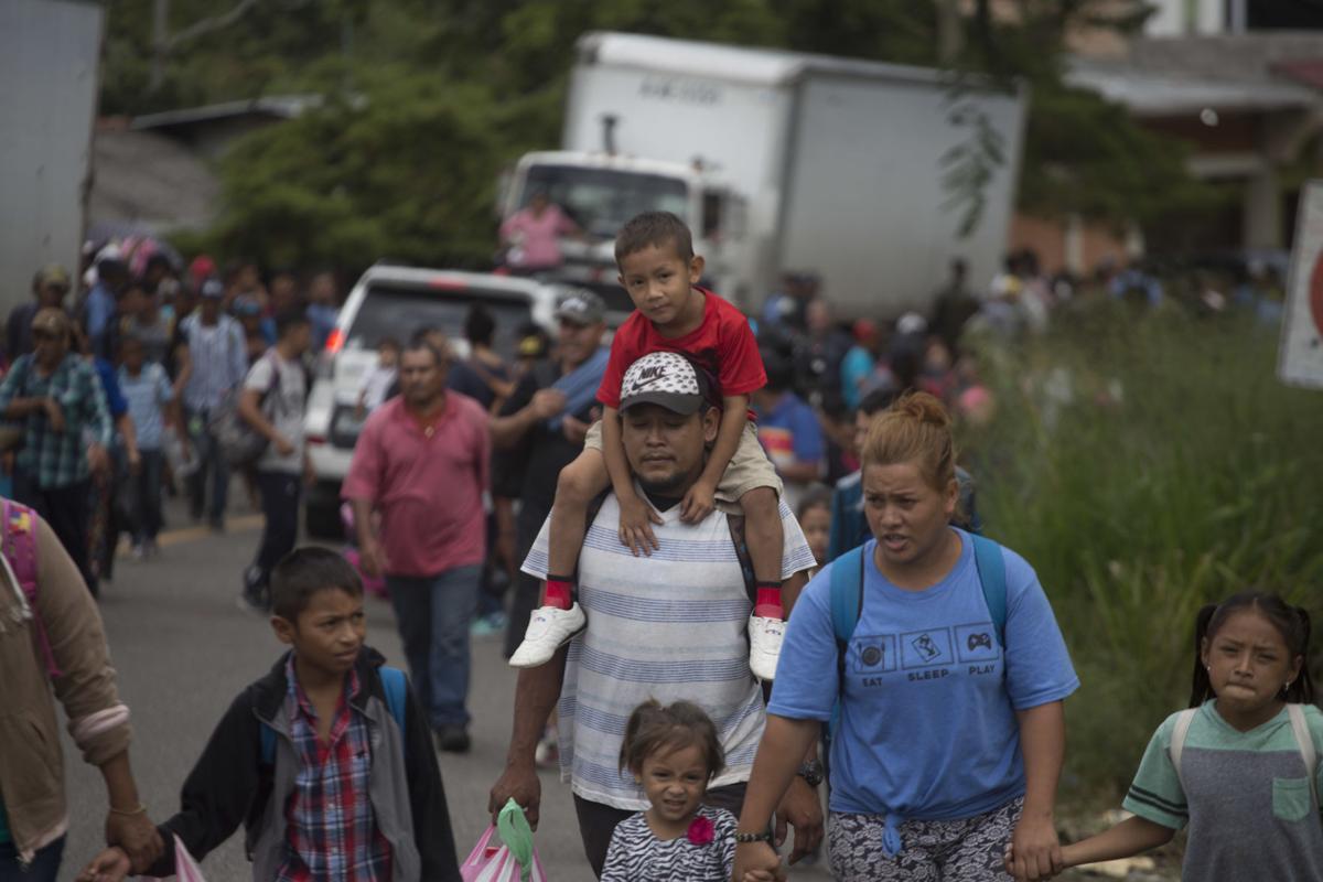 Honduras Migrant Caravan