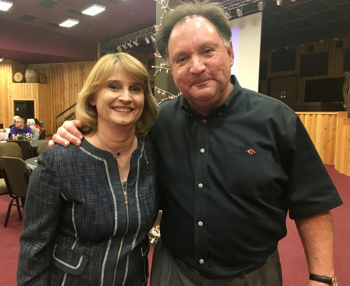 Kristi Scales and Bill Coates
