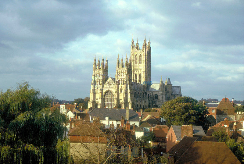 Pilgrimage to Canterbury: Chaucer's tales still lure visitors