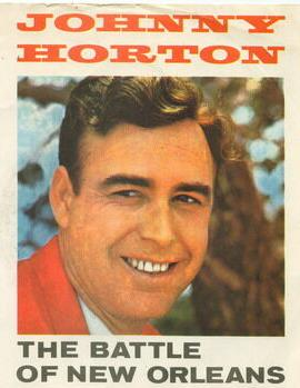 Rusk's Johnny Horton immortalizes 'The Battle of New Orleans' in  1959 | Local Legends | tylerpaper.com