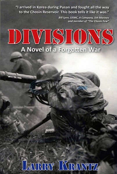 Local author's new novel takes gritty look at The Forgotten War