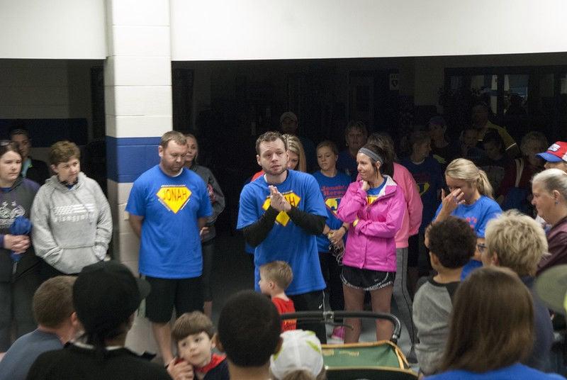 Superhero themed 5k race raises thousands for Chandler boy battling Leukemia