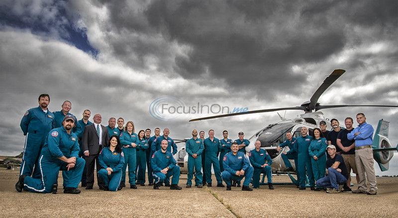 ETMC Air 1 celebrates 30 years