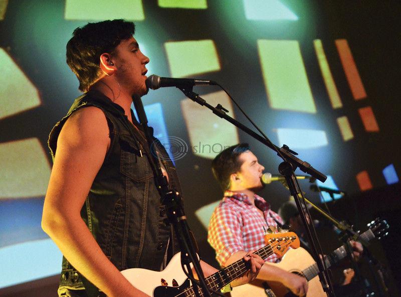 Waco-based Christian rockers draw hundreds