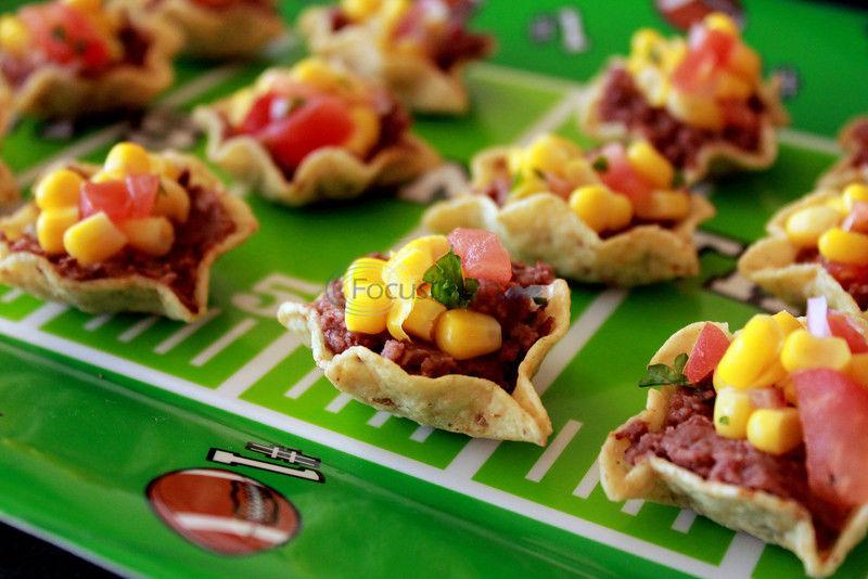 Football Party! Gridiron Grub Scores Big on Flavor