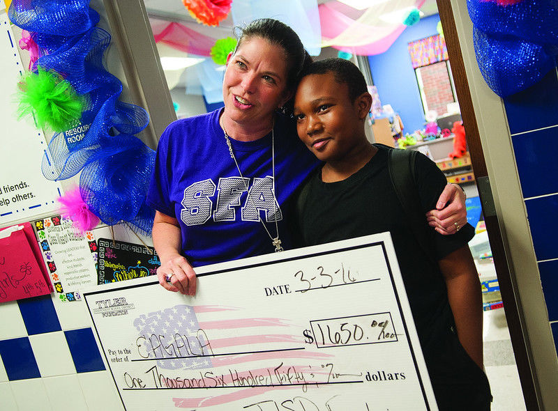 Tyler ISD Foundation awards nearly $41,000 in grants to teachers