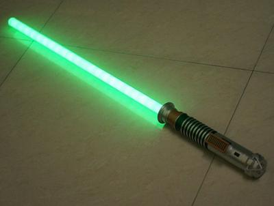 Suspicious object turns out to be Star Wars toy