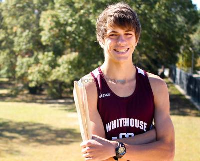 Whitehouse's Hayden fourth at 4A state cross country meet