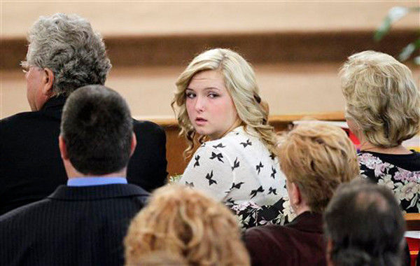 UPDATE/Calif. service for Hannah Anderson's mom, brother