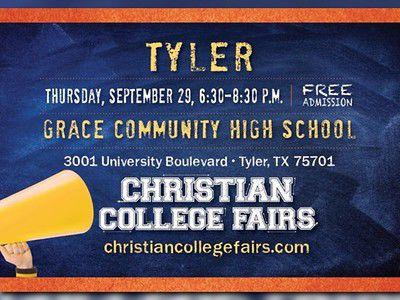 Christian college fair scheduled in Tyler will be open to public
