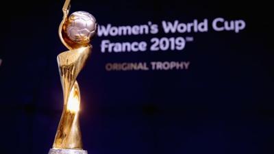 World Cup women's trophy