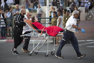 Palestinian conflict hard to ignore as stabbings reach Israeli heartland
