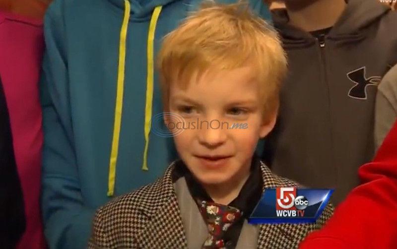 VIDEO/Bridgewater, Massachusetts: Band of brothers rally around boy, 6, to stop teasing