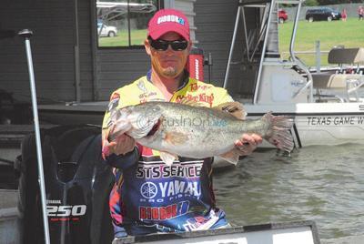 Texan wins Bass Classic