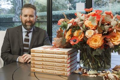 East Texan brings floral ideas to life in new book