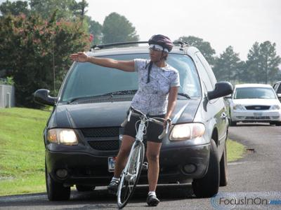 TATUM: Attentiveness important for bicycle enthusiasts