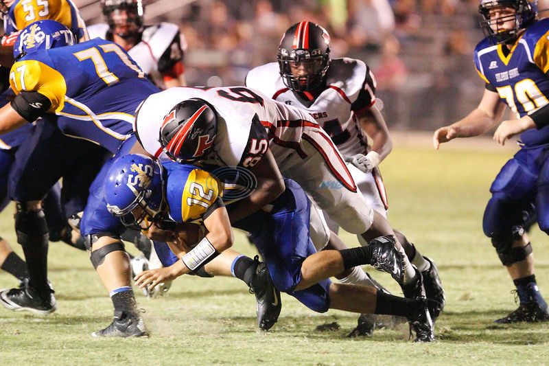 Lee Wrap: Raiders offense in overdrive against Sulphur Springs