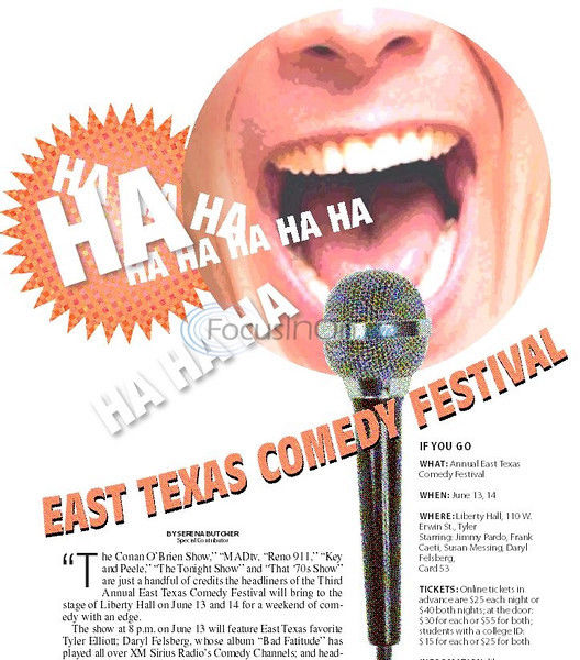 East Texas Comedy Festival