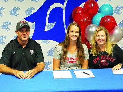 Grace's Quevedo signs with New Mexico