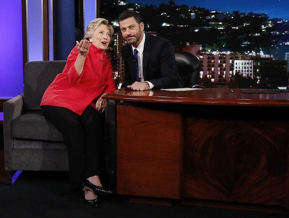 Clinton: Trump health allegations a 'wacky strategy'