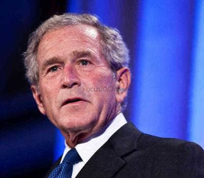 George W. Bush coming to Tyler