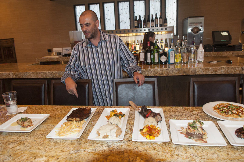 Sonoma Grill's new location, serving up American cuisine with a California style and a Texas influence