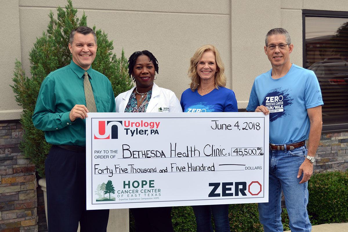 Zero Prostate Check to Bethesda