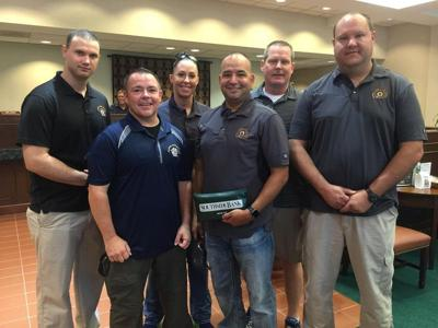 East Texas Regional Fraternal Order of Police open officer assistance account
