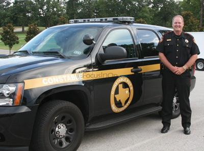 Precinct 5 Constable to retire at end of term, will not seek re-election