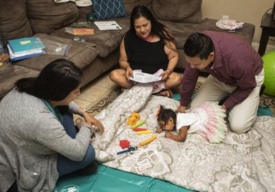 Empowering Mothers: Fathers, siblings, learn to care for baby too