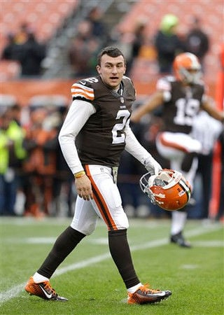Browns' Manziel says he tried to avoid altercation