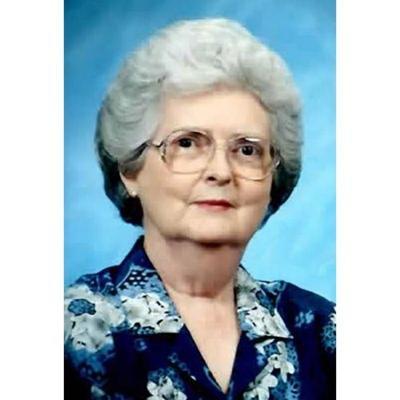 Bessie Ann Robinson