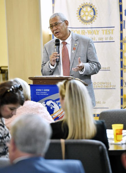 Rotarians from Honduras, Florida visit Tyler to talk about potential partnerships