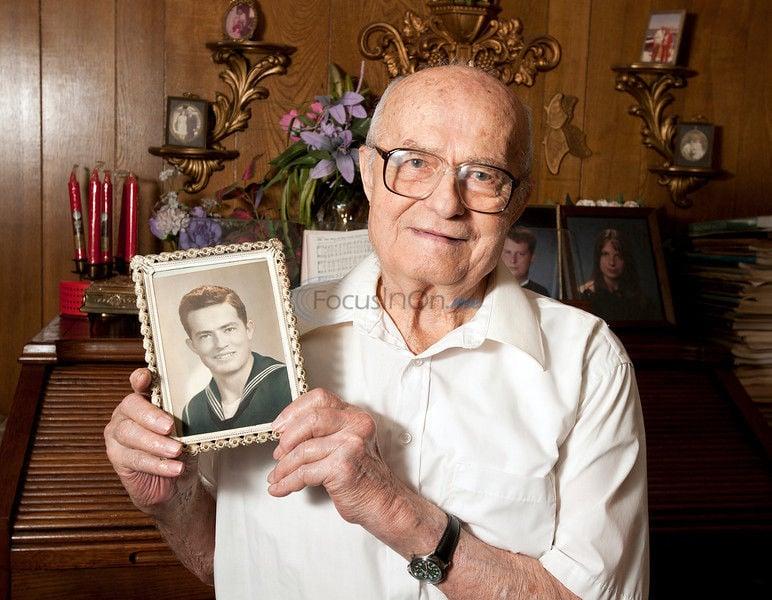 Amish veteran served despite religious beliefs