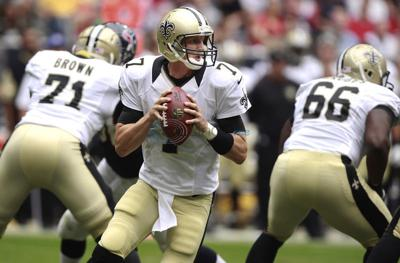 Saints rally by Texans