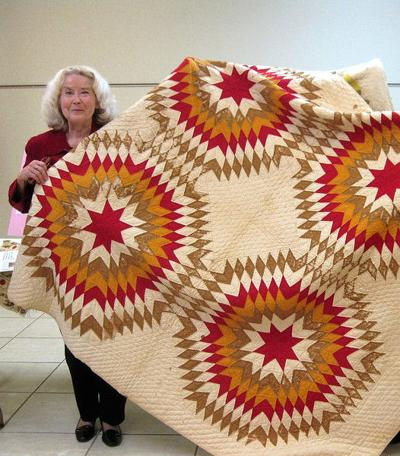 Quilt Day exhibit to celebrate Texas Independene at Jacksonville College