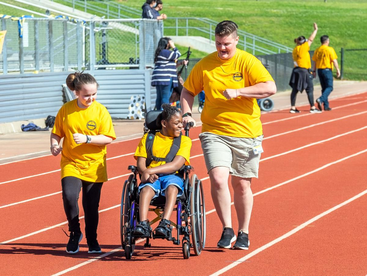 Special Ed Track Meet