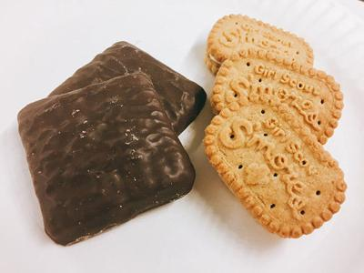 100 years of Girl Scout cookie sales - Will the new S'mores cookies be the next Thin Mints?