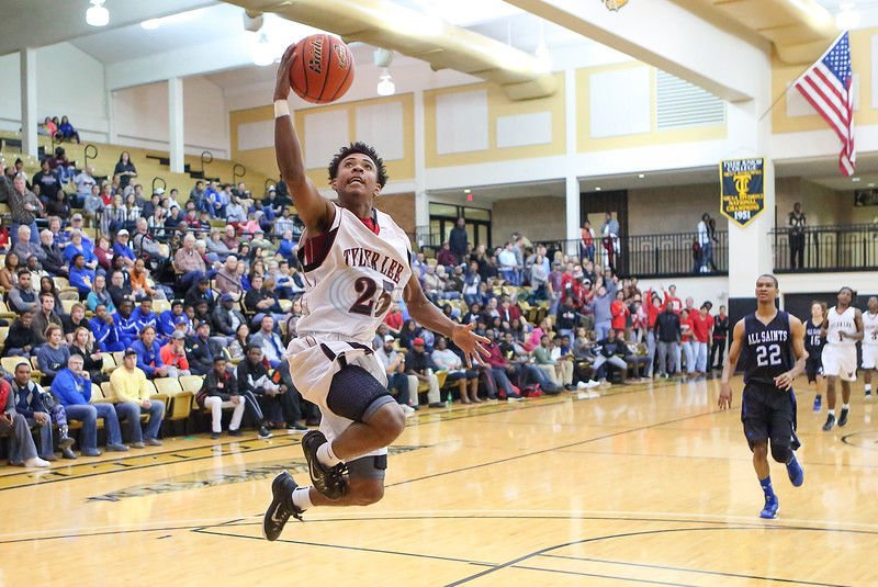 Lee holds ball, holds off All Saints in Wagstaff final