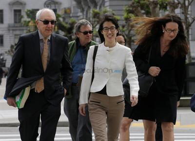 Jury rejects woman's gender bias claims against Silicon Valley firm
