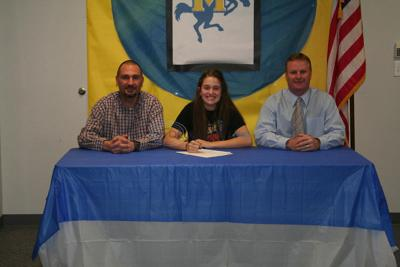Martins Mill guard Jenkins signs with McNeese
