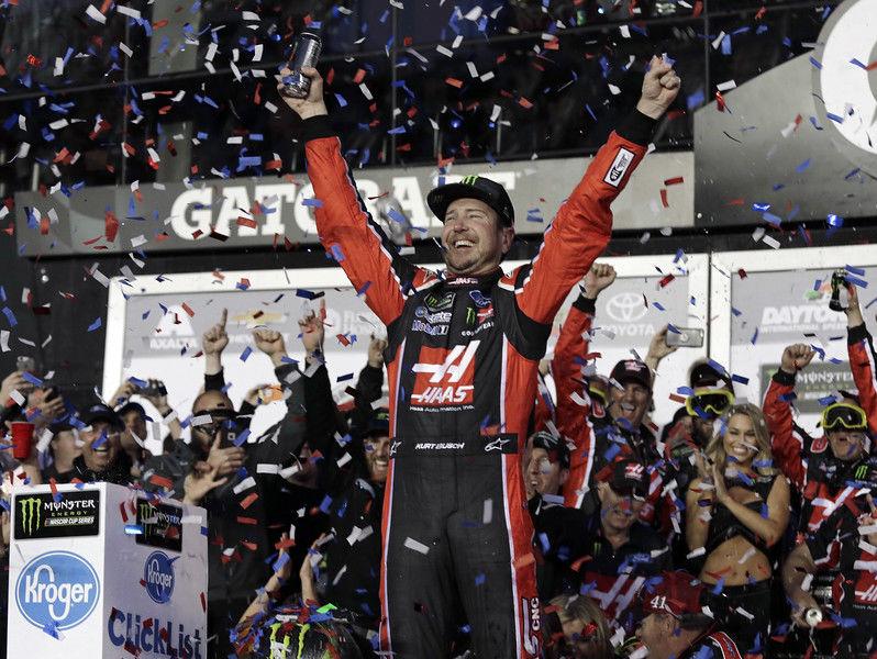 Kurt Busch steals monster of a win at Daytona