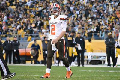 Browns name Johnny Manziel starter for rest of season